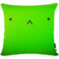 Yo Kawaii Cushion Friend - kasumii green soft cushion
