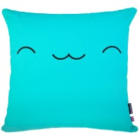 Yo Kawaii Cushion Friend (Kikii Turquoise) - Red Candy