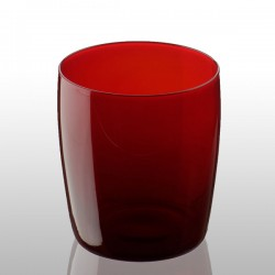 Midnight Artland Tumbler - designer red drinking glasses