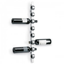 Blomus Cioso Wine Rack - designer wall mounted wine rack