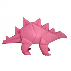 Stegosaurus Dino Mini LED Lamp (Pink) - Red Candy