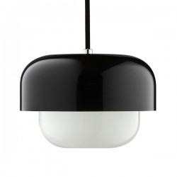 Haipot Pendant Light – black retro designer pendant lamp