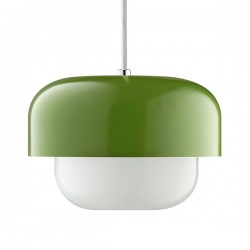 Haipot Pendant Light – light green retro designer pendant lamp