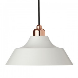 Momentum Pendant Light (White) - Red Candy
