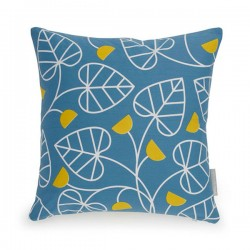 Evermade Blue Ivy Cushion - Red Candy