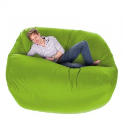 Giant Bean Bag – gigantic green designer bean bag