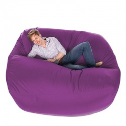 Giant Bean Bag – Massive purple designer bean bag