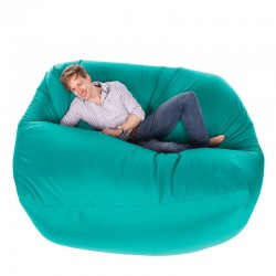 Giant Bean Bag – gigantic sky blue designer bean bag