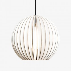 IUMI Aion Pendant Light (White) - Red Candy