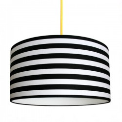 Patterned Lampshade - Circus Stripe - Love Frankie