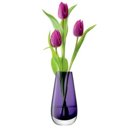 LSA Flower Colour Bud Vase (Violet) - Red Candy