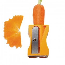 Karoto Vegetable Peeler - novelty carrot sharpener - Luckies