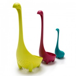 Nessie Family Gift Set - Nessie Ladle, Colander and Tea Infuser