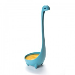 Nessie Soup Ladle - Red Candy