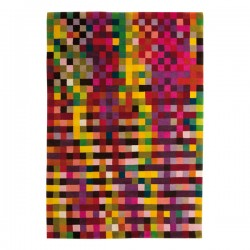 Digit 1 Rug - Red Candy