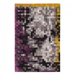 Digit 2 Rug (Large) - Red Candy