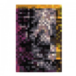 Digit 2 Rug - Red Candy