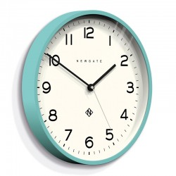 Newgate Number Three Echo Clock (Aquamarine) - Red Candy