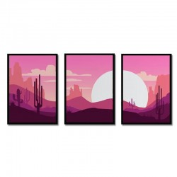 Arizona Framed Art Print Collection - Red Candy