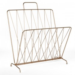 Diamond Raster Magazine Rack (Copper) - Red Candy