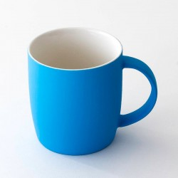 Neon Mug (Blue) - Red Candy