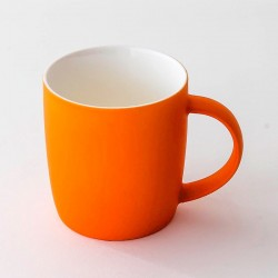 Neon Mug (Orange) - Red Candy