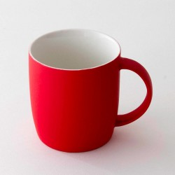 Neon Mug (Red) - Red Candy