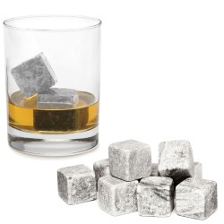 Sagaform Whisky Stones - Set of 9 - whiskey ice rocks