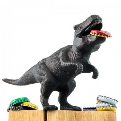 Suck UK Dinosaur Bottle Opener - Red Candy
