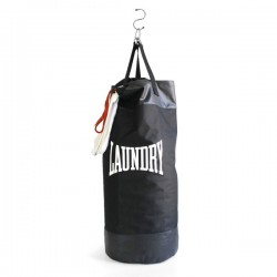 Punch Bag Laundry Bag - Suck UK boxing bag laundry basket