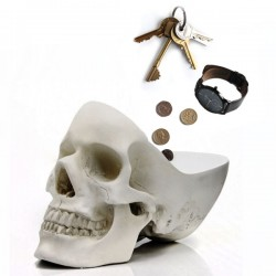 Suck UK Skull Tidy - Red Candy