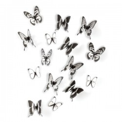 Umbra Chrysalis Wall Decor - butterfly wall fixtures