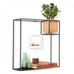 Umbra Cubist Shelf Large - minimalist wall display