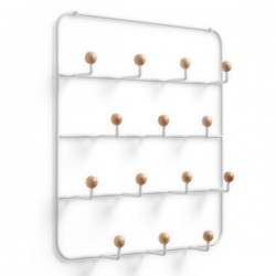 Umbra Estique Multi-Organiser - over the door coat hook