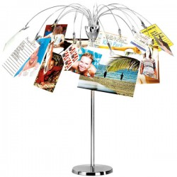 Umbra Fotofalls Desktop - photo tree - funky clip photo holder