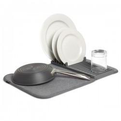 Umbra Mini Udry Drying Mat and Rack - multi-purpose dish rack