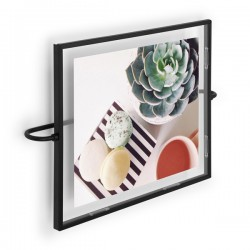 Umbra Phantom Photo Display - 3D black photo frame