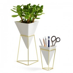 Umbra Trigg Desk Vessel - Set of 2