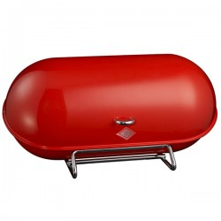 Wesco Breadboy Red - designer bread bin from Red Candy