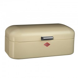 Wesco Grandy Bread Bin - almond kitchen bread bin