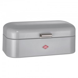Wesco Grandy Bread Bin – designer grey kitchen bread bin