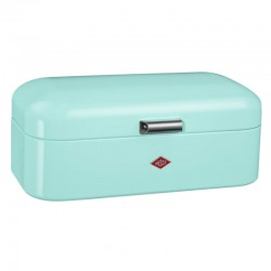 Wesco Grandy Bread Bin (Mint) - Red Candy
