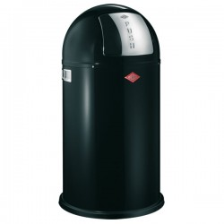 Wesco Pushboy Bin (Black) - Red Candy