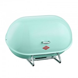 Wesco Single Breadboy Bread Bin (Mint) - Red Candy