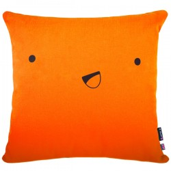 Yo Kawaii Cushion Friend - kaorii orange sofa cushion