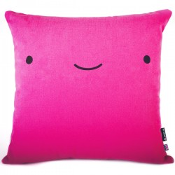 Yo Kawaii Cushion Friend - mimii hot pink cushion