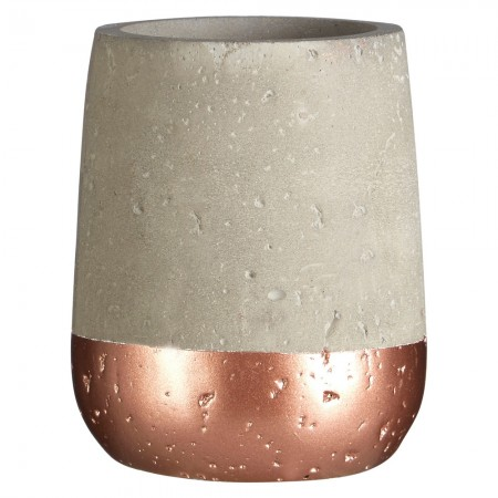 Copper & Concrete Tumbler - Red Candy