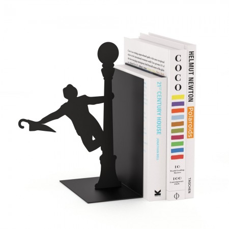 Singing in the Rain Bookend - Red Candy