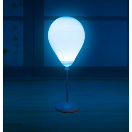 Balloon Desk Lamp - Red Candy