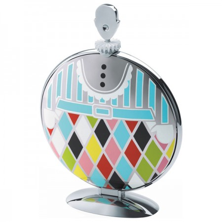 Alessi Fatman Folding Cake Stand - Red Candy